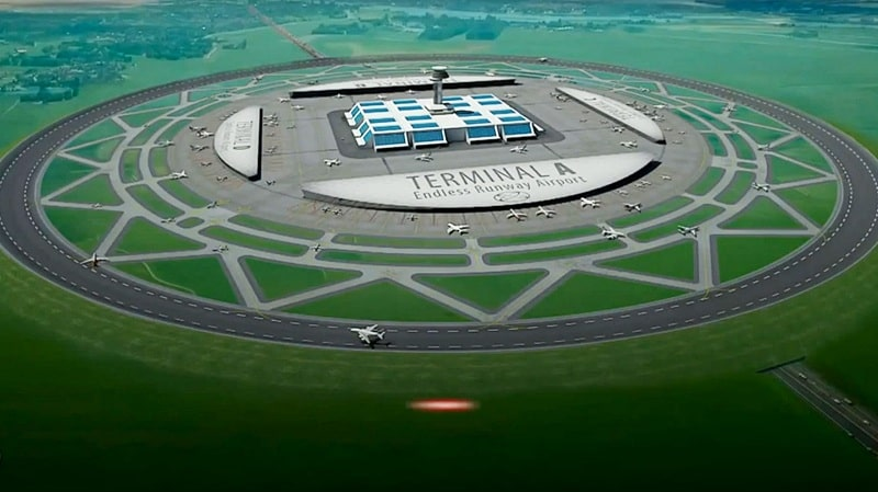 Circular Runway Is Not The Future Of Aviation – It Will Never Take-Off