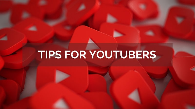 tips for youtubers